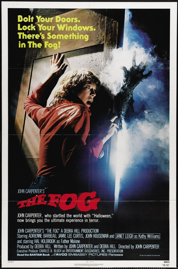 117) John Carpenter's The Fog - Watched 08/02/2013 via Personal Collection