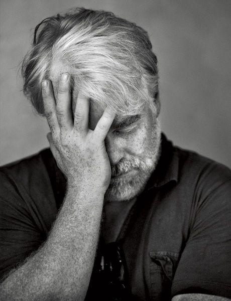 RIP Philip Seymour Hoffman// an amazing actor//