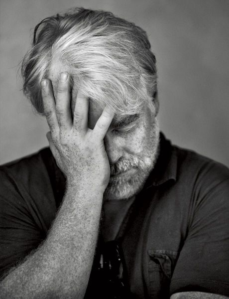 RIP Philip Seymour Hoffman// an amazing actor// Dead at 46 years old...So sad... so so sad.  I enjoyed all of his roles--both supporting and starring.  He filled a character niche that will not easily be filled.