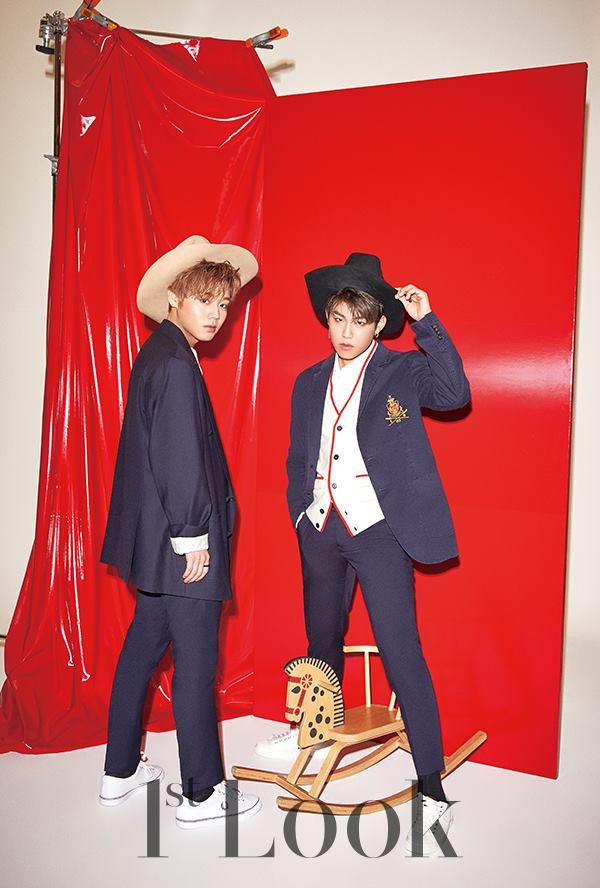 WANNA ONE | Jihoon, Woojin | 1st Look