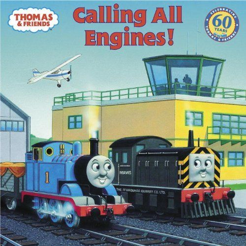 Calling All Engines! (Thomas & Friends) by Rev. W. Awdry. $3.99. Reading level: Ages 3 and up. Publisher: Random House Books for Young Readers (August 23, 2005). Publication: August 23, 2005. Author: Richard Courtney