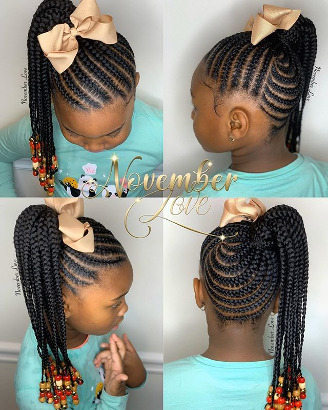 November Love On Instagram Children S Tribal Braids And Beads Booking Link In Bio Childrenhairstyles Kids Hairstyles Girls Hair Styles Girls Braids