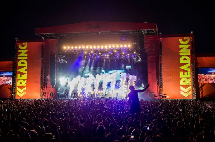 8. Reading & Leeds Festival – UK( August 22nd to 24th)