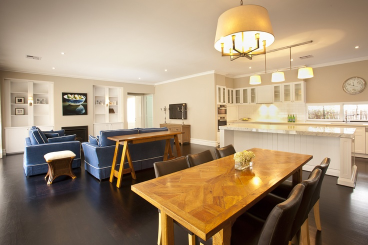 """Riverstone """"Claremont"""" Display home - Living area"""