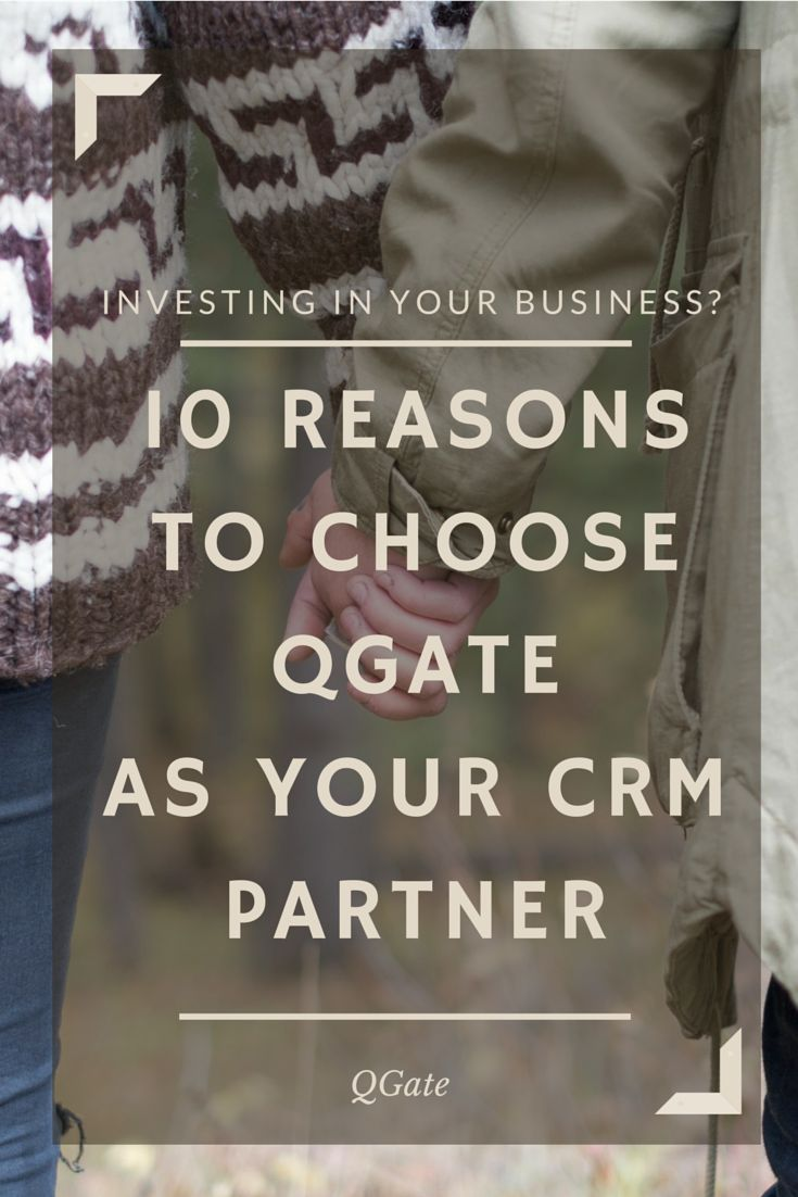 There are lots of CRM partners out there. Make sure you choose one with the professional expertise and the personal touch that is perfect for your project. #CRM #MSDynCRM #InforCRM #consultant