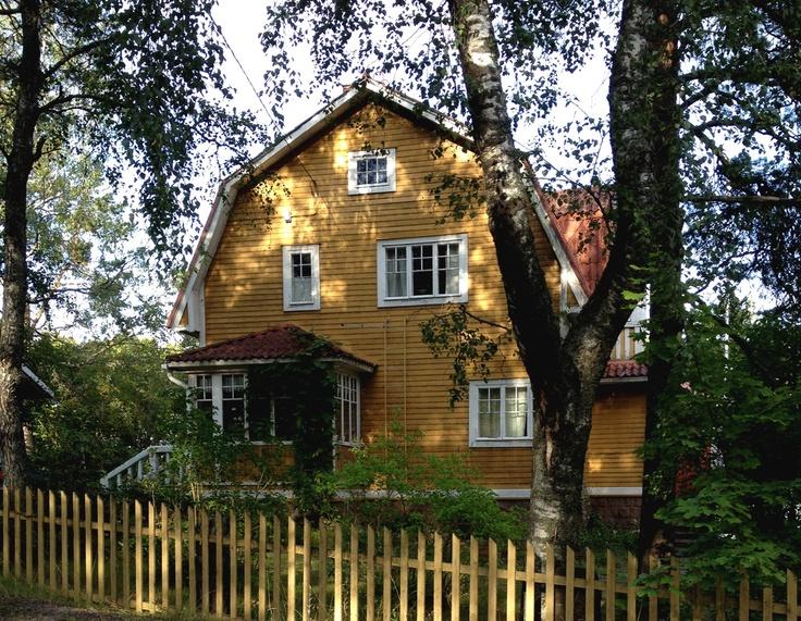 House in Loviisa, Finland