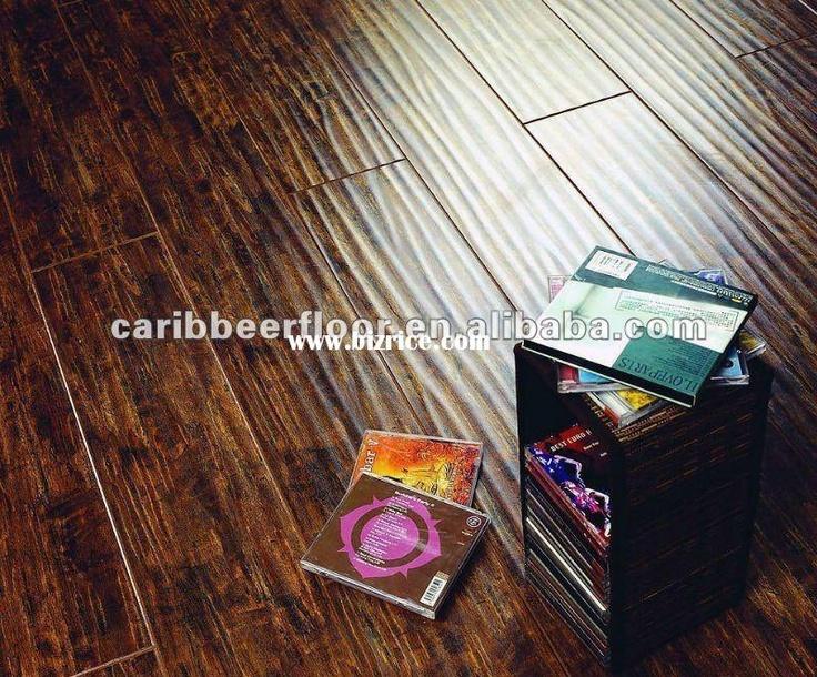 Hand scraped surface laminate flooring,Caribbeer laminate flooring Product detailes:  Code  SST-1, SST-2, SST-3, SST-4  Size  192x1210mm 192x1215mm 143x1210mm 806x90mm  Surface  Emboss Surface