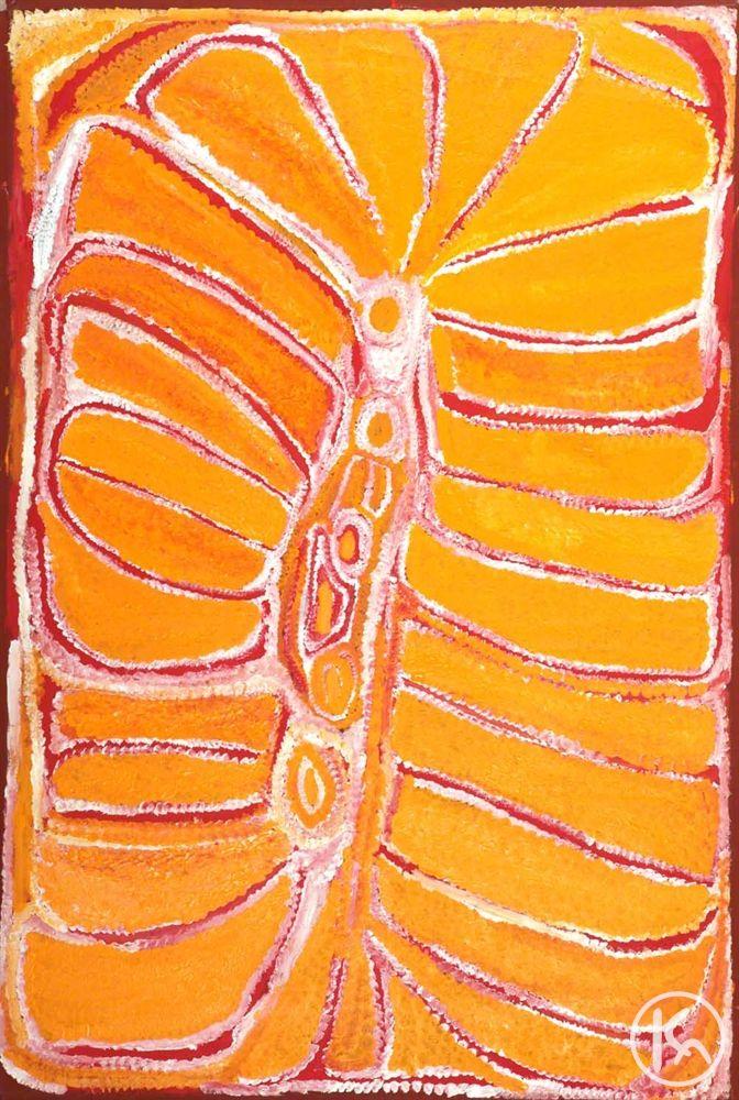 """""""Kurri Kurri"""" by Eubena Nampitjin 100cm x 150cm POA  http://www.aboriginalartstore.com.au/artists/eubena-nampitjin/kurri-kurri/"""