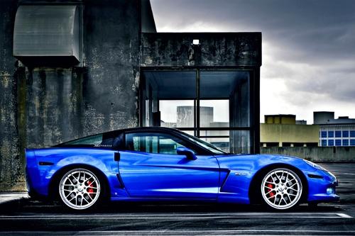 zr1 the blue devil