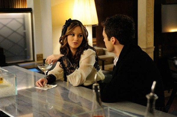 Leighton Meester and Sebastian Stan on 'Gossip Girl' - Real-Life Couples Who Fell in Love On-Camera - Photos