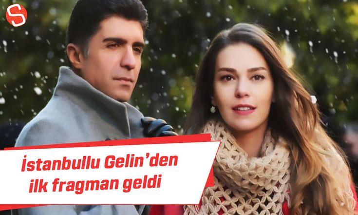 İstanbullu Gelin fragmanı paylaşıldı! Yeni dizinin çekimleri karlar altında yapıldı #istanbullugelin #fragman #startv #özcadeniz