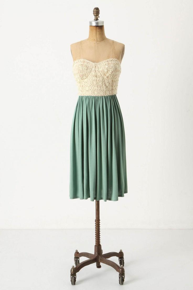 Anthropologie.: Summer Dresses, Spring Dresses, Lace Tops, Summer Wedding, Color, Bridesmaid Dresses, Breeze Dresses, Bridal Shower, Lace Dresses