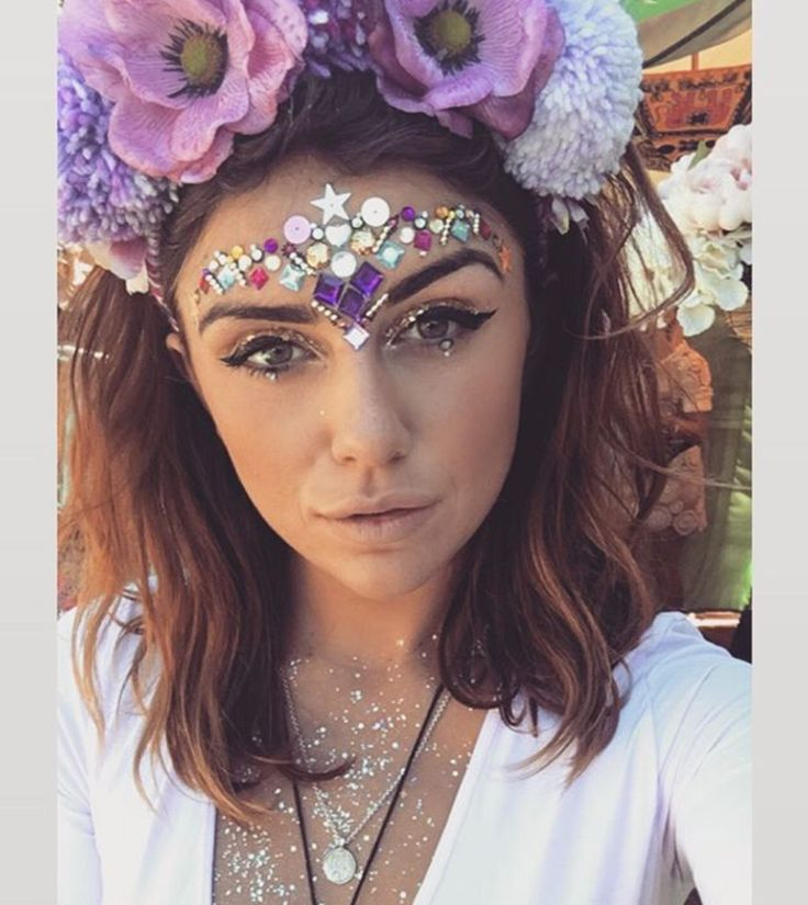 Festival glitter and jewels More Insta_Rave