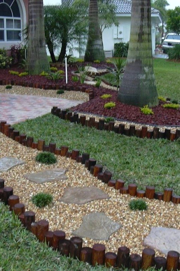 High Quality 12 Beautiful DIY Landscape Projects You Can Do Yourself For Your Yard |  Backyard Landscape Ideas Design No. 39 | #landscaping #landscape_designs #  ...