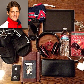 What Do You Carry: Shea Buckner, Olympic Water Polo Player