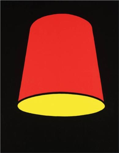 Lampshade - Patrick Caulfield