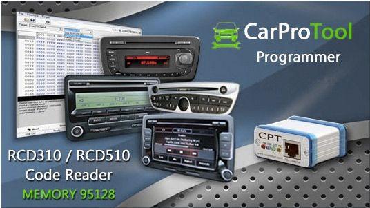 CarProTool #Programator z aktywacją #RCD310 - RCD510 Code Reader