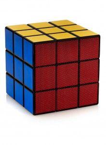 2013 Australian Top Ten Gifts For Him - Rubix Cube Speakers