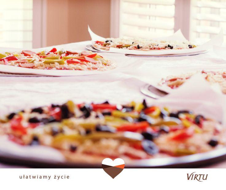 Margherita, wiejska, 4 sery, wegetariańska... Wszystkie warianty naszych pizz znajdziecie tutaj: http://bit.ly/20jMV0P!