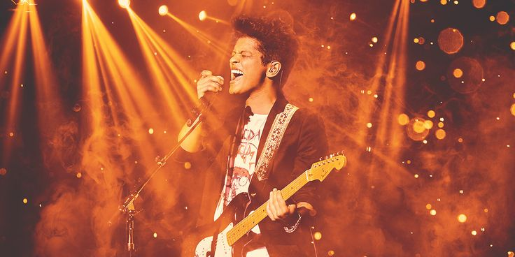 Bruno Mars Showcases Artistic Creativity with New Album – Ticket Club