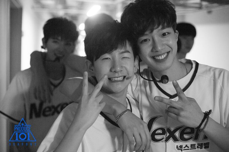 produce 101 season 2 lee woojin im youngmin