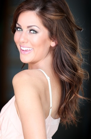 Jillian Harris from The Bachelor and Bachelorette will be auctioned off March 31st.