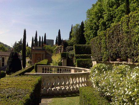Giardini Di Villa Cassarini Bologna