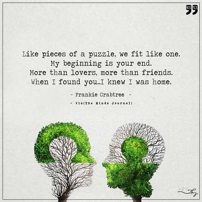 Love Puzzle Quotes: 25+ Best Puzzle Quotes On Pinterest