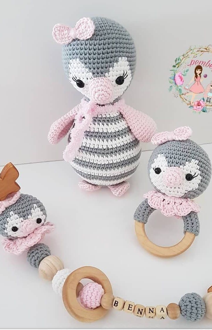 38 Beautiful Amigurumi Crochet Toys For Your Baby Or Kids 2019