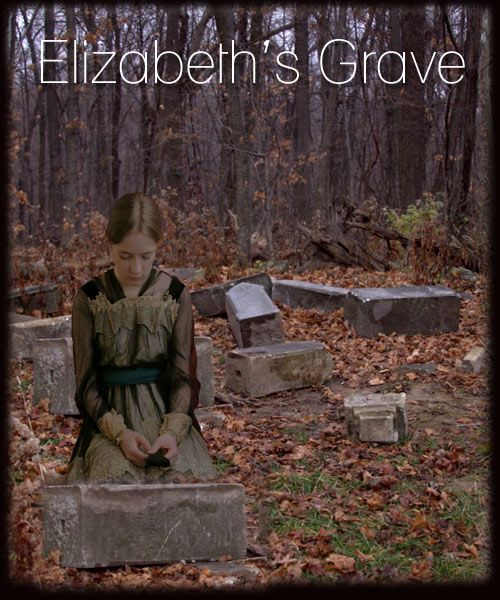 Elizabeth loved her husband so much, when he died she hung herself from a tree nearby. If ghosts haunt places where misfortune occurs, Elizabeth has every excuse in the world to show up in a pale dress and chase away gawkers who drive up the lonely lane inside the Pleasant Valley Wilderness Area. She is followed by two dark shadow figures that add to the chase and may force your car to break down. People have been touched, they see shadows running from the trees straight toward the graves.