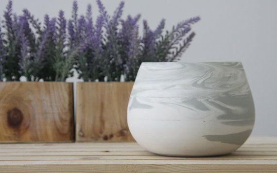 Marbled ceramic bowl in gray and white with glossy glaze, Ceramic serving  bowl, Ceramic salad bowl, Pasta serving bowl