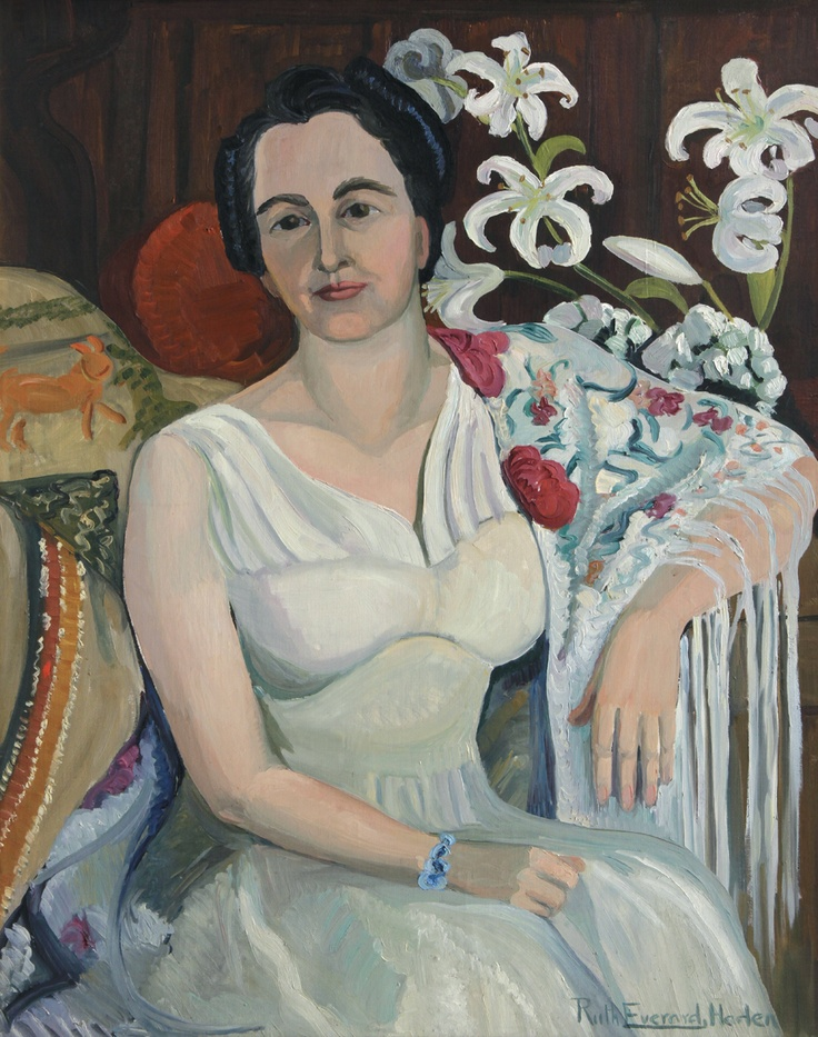 Ruth Everard
