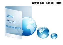 Web Portals are inadequate in providing a web experience  for online visitors .please click here:-http://www.kartcastle.com/website-design-company-in-india/