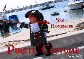 Pirate boots | Kids | Homemade pirate costumes, Semi