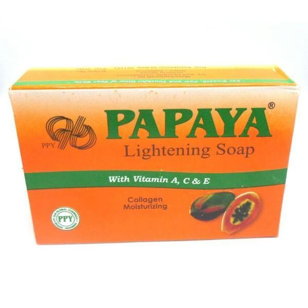 Beli Papaya Lightening Soap dari Pii P. Two. B. p2b - Jakarta Pusat hanya di Bukalapak