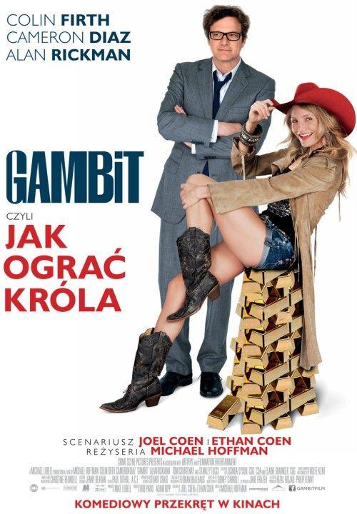 Gambit, czyli jak ograć króla (2012)