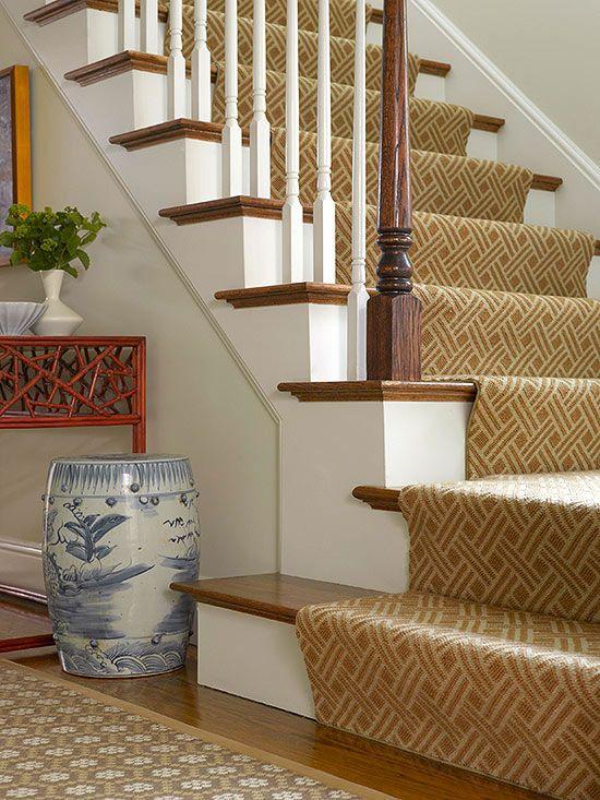 Stair Runner - like this pattern