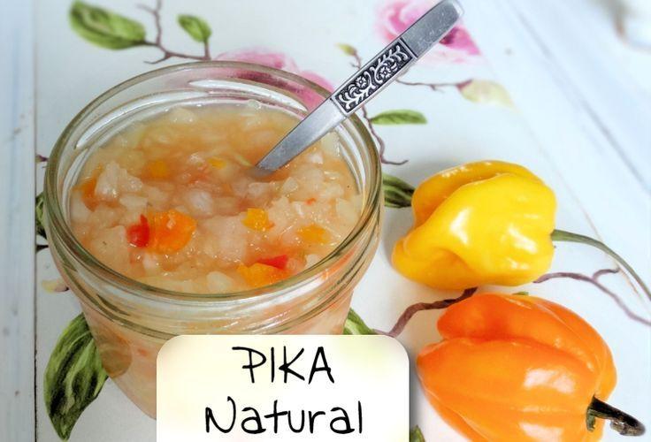 Er is op de Antillen maar één 'echte' hot sauce en dat is de Pika Natural. Geen moeilijke recepten of uren in de keuken staan.. gewoon de pure smaak van de pepers met een klein aantal a…