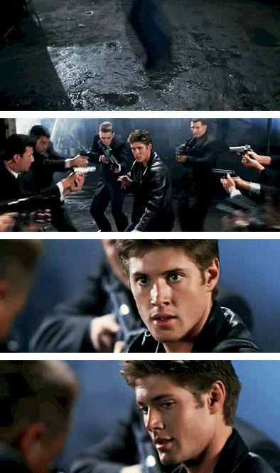[gifset] Jensen as Alec McDowell in Dark Angel (S2) #Jensen