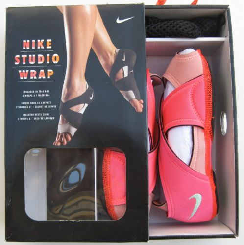 New 1 Pair Nike Studio Wrap Women Yoga Dance and Barre Pick Size Pack | eBay