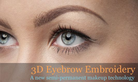 17 best images about 3d eyebrow embroidery on pinterest for 1 salon eyebrow embroidery