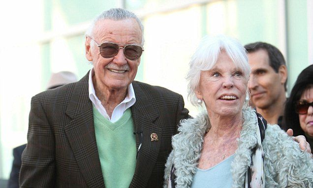 Joan Lee wife of Marvel Comics Stan Lee has passed away this morning quietly and surrounded by her family.  She was 93.  Joan and Stan Lee were married for 69 years.