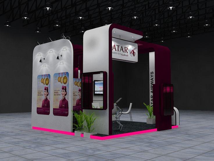 D Exhibition Designer Jobs In Qatar : Ideas about exhibition stall design on pinterest
