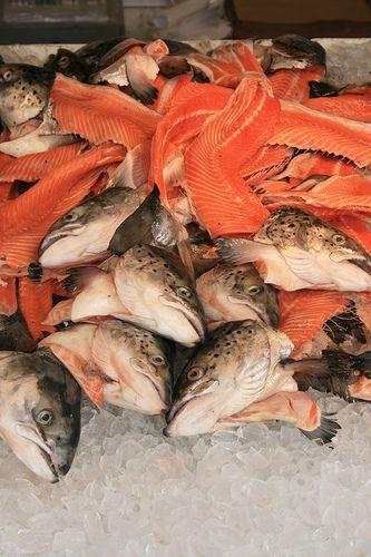 the naked fish market