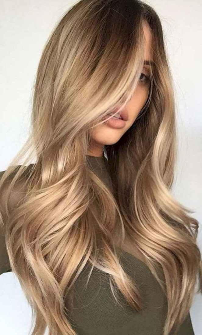 37 Cream Blonde Hair Color Ideas for This Spring 2019, Cream Blonde Hair Color Healthy cream blonde curls seem like an u…