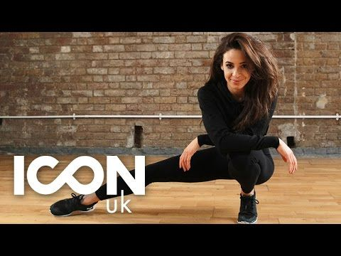 Work Out: Hip Hop Dance to Tone Abs | Danielle Peazer - http://www.takecontrolofmyhealthandfitness.com/work-out-hip-hop-dance-to-tone-abs-danielle-peazer/