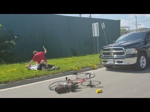 Canadian thug beats 74-year-old cyclist bloody with a club in road rage fit – and they say US is more violent? | Conservative News Today