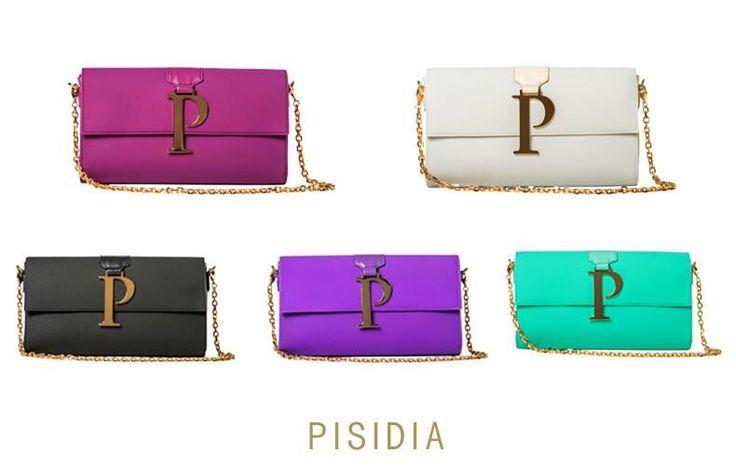 Pisidia bags // cuero y silicona www.pisidia.com @pisidia