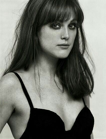 A young Julianne Moore