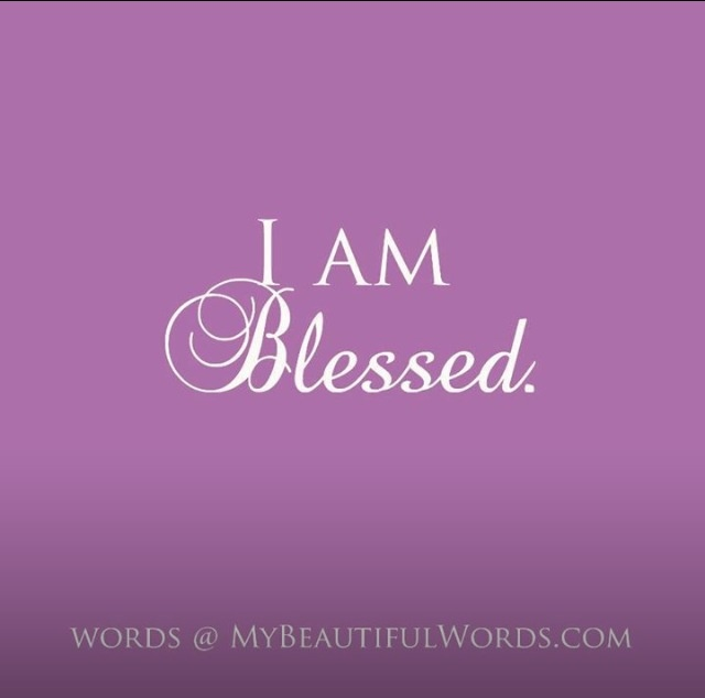 i am blessed quotes and sayings - photo #15